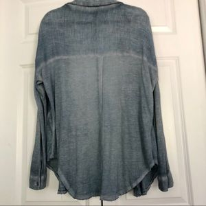 Free People Tops - Free People Button Up Top
